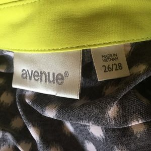 Avenue Tops - Avenue Sleeveless Top.